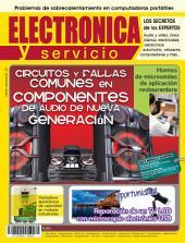 Electrónica y Servicio: Circuitos y fallas comunes en componentes de audio de nueva generación