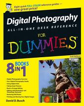 Digital Photography All-in-One Desk Reference For Dummies: Edition 3
