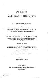 Paley's Natural Theology: Volume 1