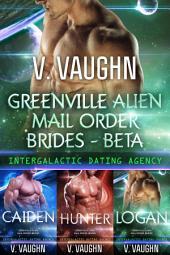 Greenville Alien Mail Order Brides - Beta - Box Set