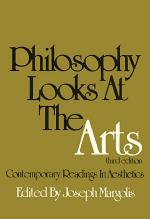 Philosophy Looks at the Arts