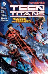 Teen Titans (2011-) #19