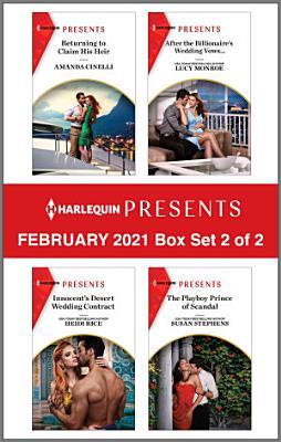 Harlequin Presents   February 2021   Box Set 2 of 2