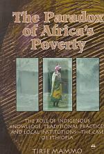 The Paradox of Africa's Poverty