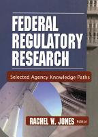 Federal Regulatory Research PDF