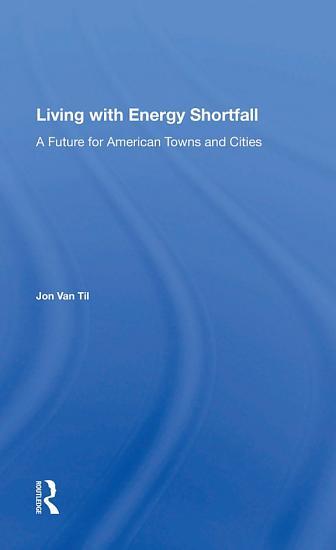 Living With Energy Shortfall PDF