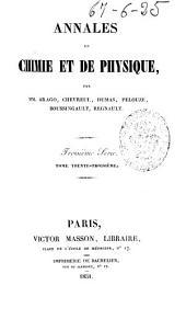 Annales de chimie et de physique: Volume33