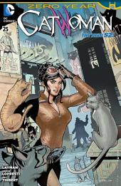 Catwoman (2011-) #25