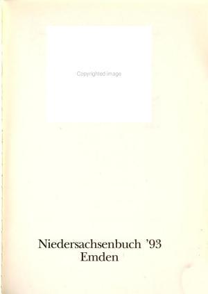 Niedersachsenbuch PDF