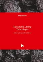 Sustainable Drying Technologies PDF