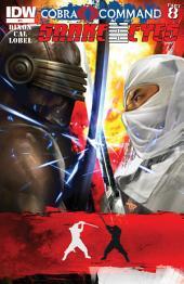 G.I. Joe: Snake Eyes Ongoing #11