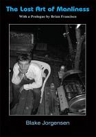 The Lost Art of Manliness PDF