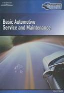 Basic Automotive Service and Maintenance Computer Based Training PDF