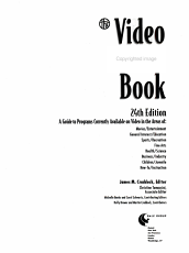 The Video Source Book PDF