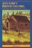 Alex Lord s British Columbia PDF