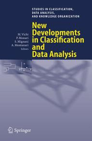 New Developments in Classification and Data Analysis PDF