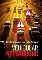 Vehicular Networking PDF