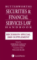 Butterworths Securities and Financial Services Law Handbook PDF