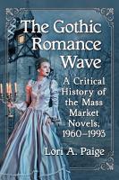 The Gothic Romance Wave PDF
