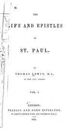 The Life and Epistles of St. Paul: Volume 1