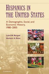 Hispanics In The United States Book PDF