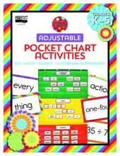 Celebrate Learning Adjustable Pocket Chart Activities