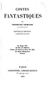Contes Fantastiques. Paris, Deut (1928). 1 Tf. 285 S.: Volume1