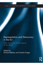 Representation and Democracy in the EU: Does one come at the expense of the other?