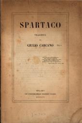 Spartaco: tragedia