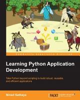 Learning Python Application Development PDF