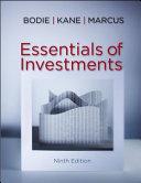 Essentials of Investments PDF