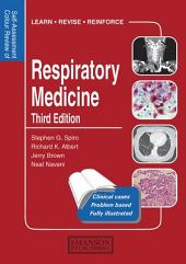 Respiratory Medicine: Self-Assessment Colour Review, Third Edition, Edition 3