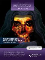 Philip Allan Literature Guide (for A-Level): The Pardoner's Prologue and Tale