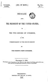 House Documents, Otherwise Publ. as Executive Documents: 13th Congress, 2d Session-49th Congress, 1st Session