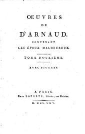 Oeuvres de D'Arnaud: Volume12
