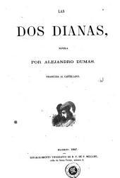 Las Dos dianas: novela