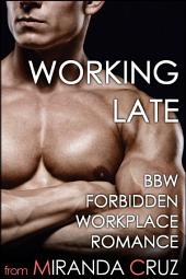 Working Late: BBW Forbidden Workplace Romance