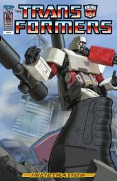 Transformers: Infiltration #5