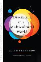 Discipling in a Multicultural World PDF