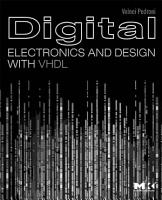 Digital Electronics and Design with VHDL PDF