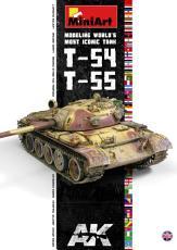 AK914 - MODELING T54 - T55 EN