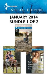 Harlequin Special Edition January 2014 - Bundle 1 of 2