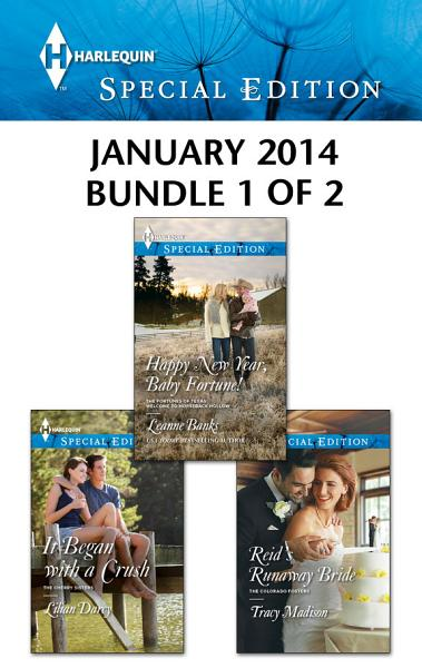 Harlequin Special Edition January 2014 Bundle 1 Of 2