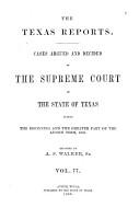 The Texas Reports PDF