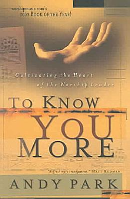 To Know You More