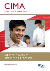 CIMA E3: Enterprise Strategy Kit