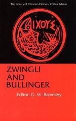 Zwingli and Bullinger
