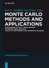 Monte Carlo Methods and Applications PDF