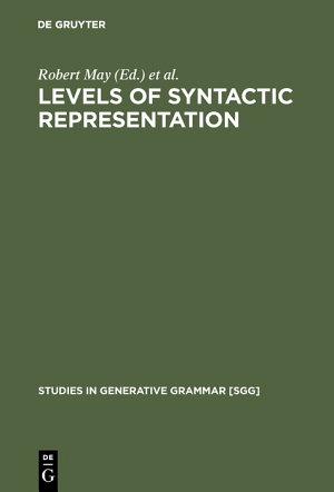 Levels of Syntactic Representation