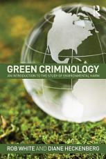 Green Criminology PDF